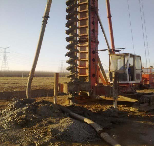 北京基础工程打桩锚杆静压桩基坑打桩支护打钢管桩的方法
