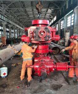 维修石油机械、 石油钻采设备