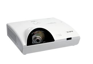 NEC CK4155X投影机3300流明75cm投80寸NEC投影仪