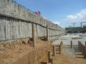 北京房山基坑支护基坑降水地基打桩锚杆支护施工公司