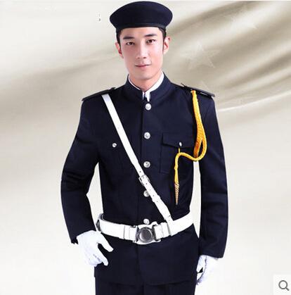 武汉物业工作服定做 武汉保洁服订制 武汉保安服价格
