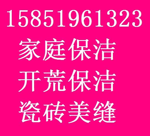 常州天宁区家政保洁15851961323