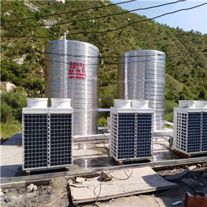 漂流洗浴空气能热水工程
