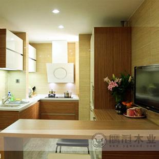 鹰冠杉木生态板风格随心选择引领整体的家居风格