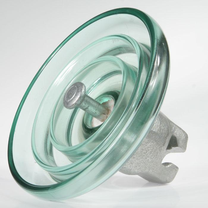 供应绝缘子新锐电力电气钢化玻璃绝缘子
