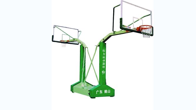 江门市篮球架厂家直销学校标准篮球架