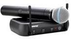 舒尔(SHURE) PGX24/BETA58A 会议主持手持式无线动圈麦克风