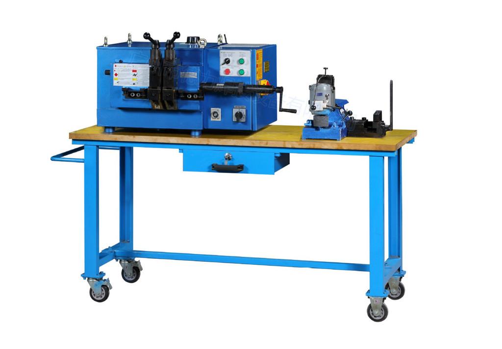 全国联保厂家直销 德力半自动锯片闪光对焊机
