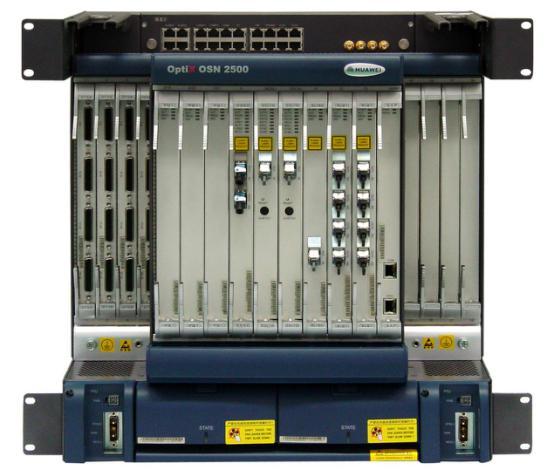 华为OSN2500通讯设备