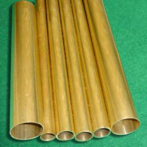 厚壁大口径黄铜管C3601规格、紫铜盘管现货