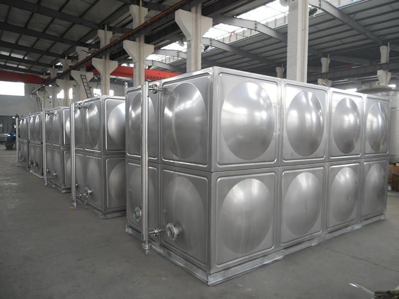 科诚不锈钢组合式不锈钢消防水箱