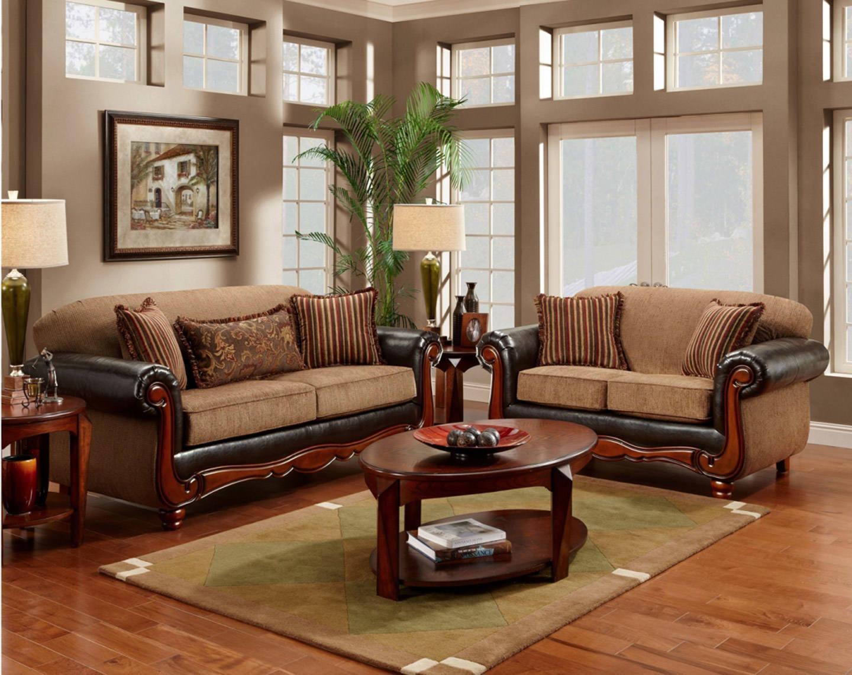 成都整装小蜗置家环保家具—实木沙发