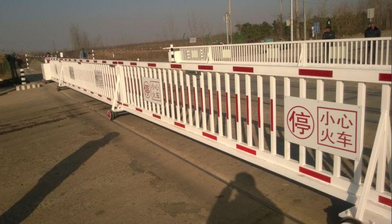 河北石家庄供应铁路道口栏门