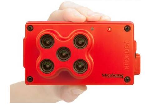 美国进口MicaSense RedEdge多光谱相机