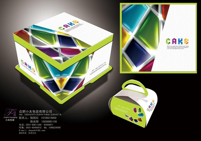 批发烘焙包装盒 大量现货蛋糕盒 专业定制蛋糕盒生产厂家
