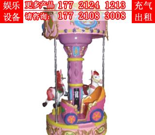 上海户外儿童娱乐设备租赁旋转木马租赁,儿童挖掘机租赁