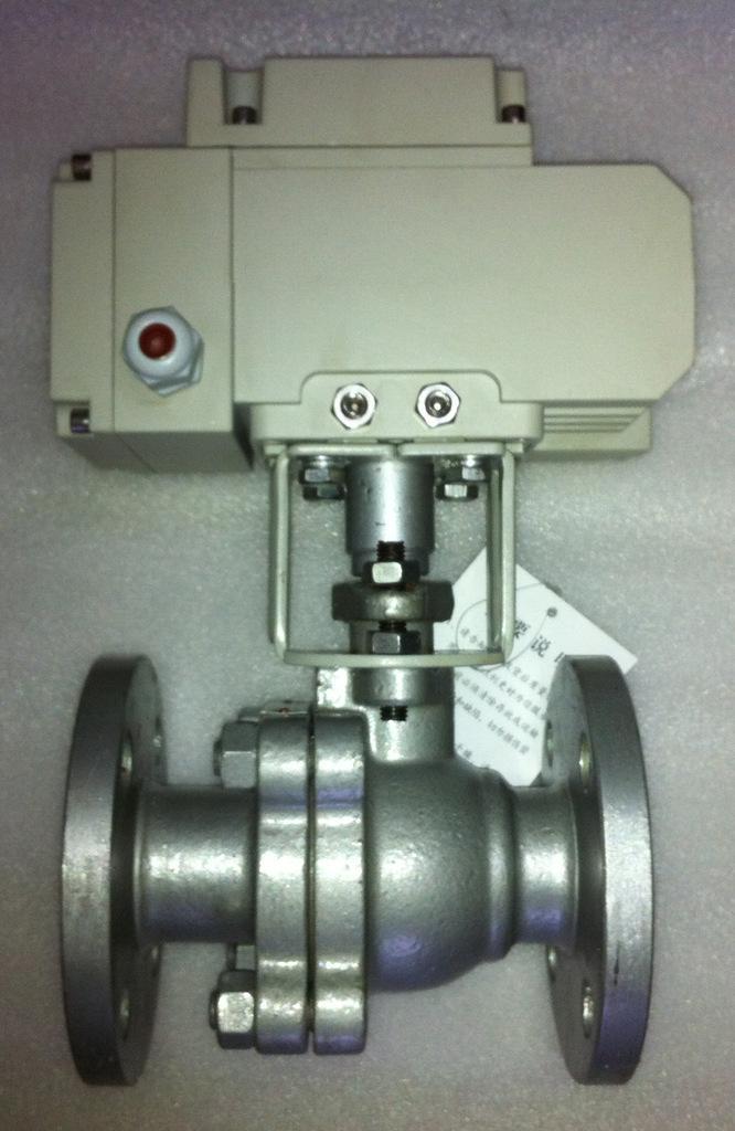 Q941F-16C DN100电动球阀AC220V/DC24V