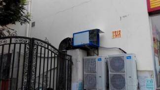北京朝阳区厨房通风安装油烟管道加工