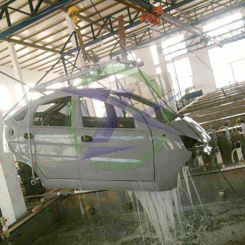 汽车电泳生产线设备 广东涂装机械 电泳涂装流水线厂家