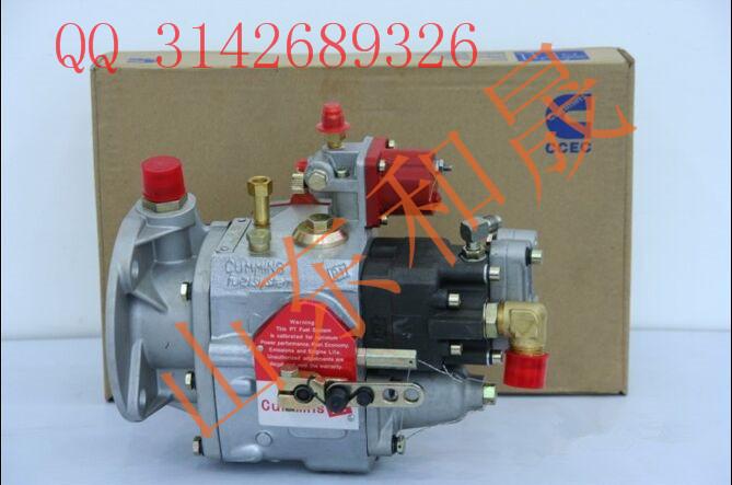现代挖掘机R485LC-9用QSM11燃油泵3075340/3090942康明斯原厂件