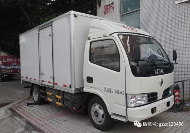 东莞租新能源电动4.2米货车