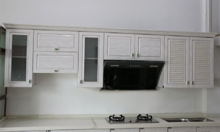 供应全铝家具铝型材批发铝合金橱柜衣柜定制