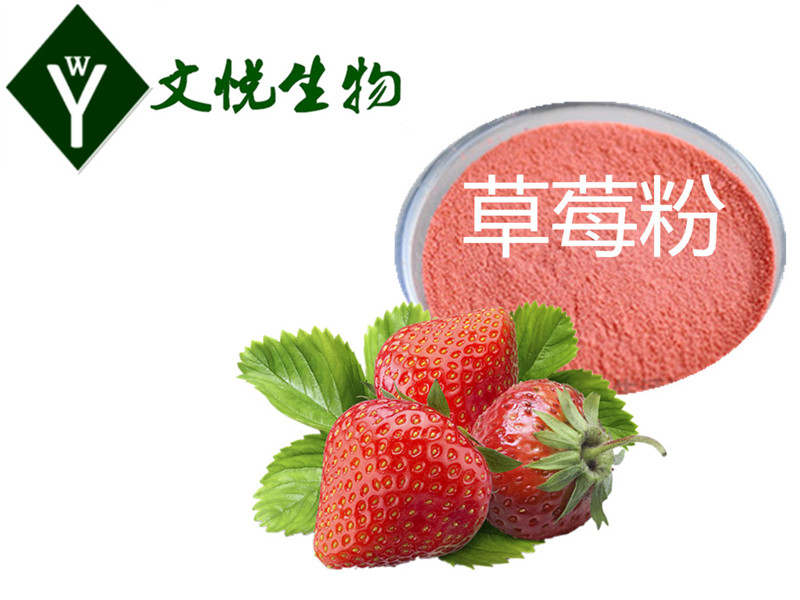 文悦生物品质优等草莓粉