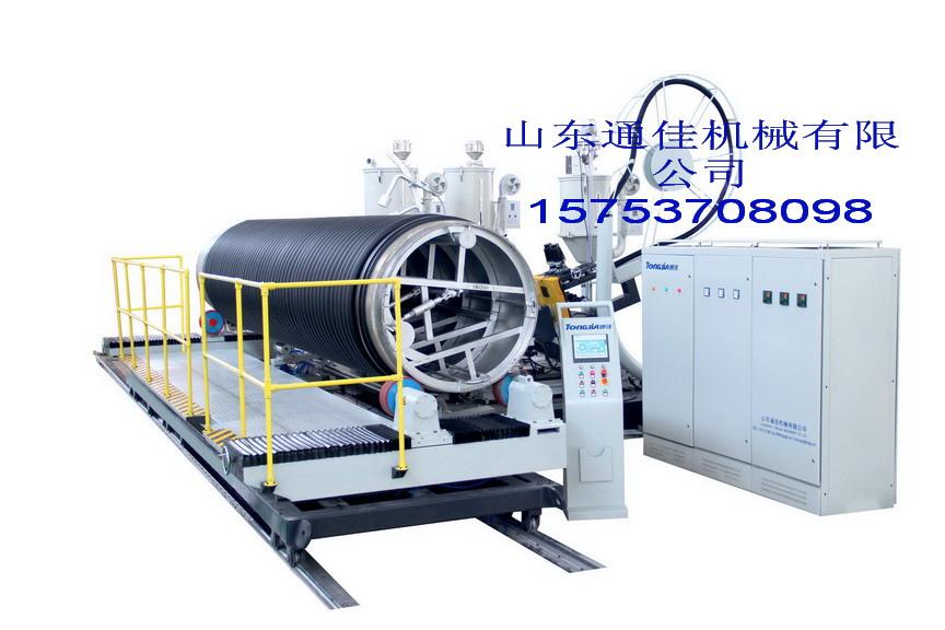 PE缠绕(B型)结构壁管设备