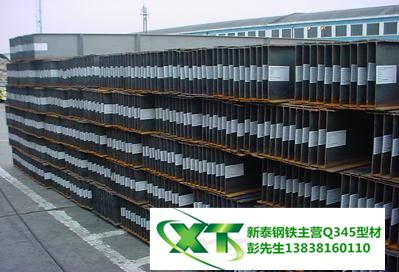 供应河南郑州高频焊接H型钢各式规格