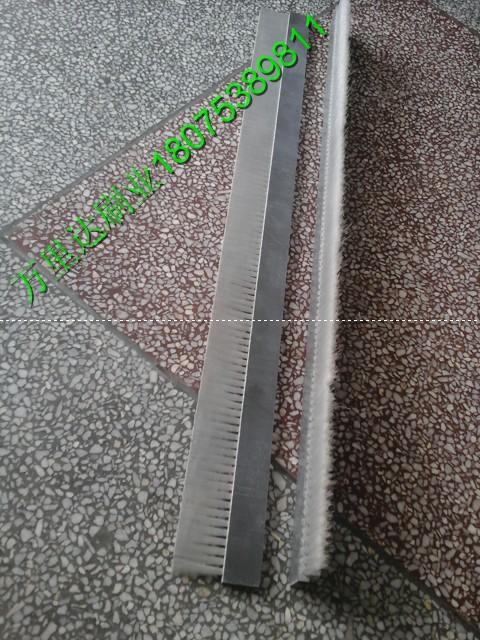 PVC条刷\条刷厂家\PVC毛刷板