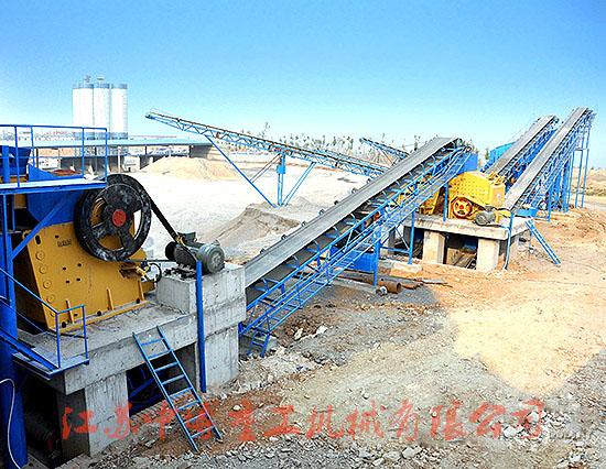 淮北自动化石料生产线 砂石生产线型号 石料生产线价格 砂石线设备