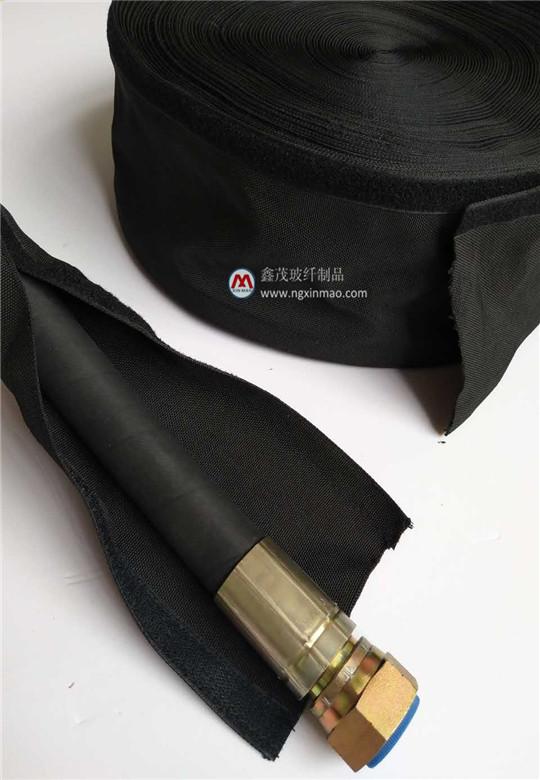 供应鑫茂牌耐高温可拆卸式尼龙防火套管