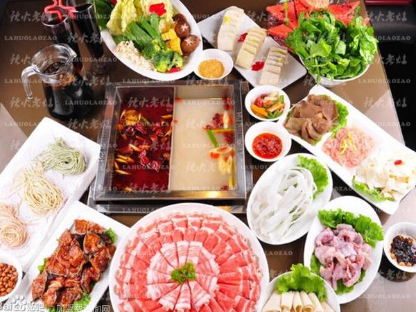 自助餐-旋转小火锅-食品代理加盟