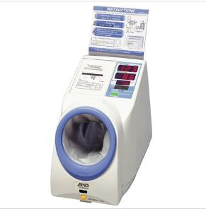 日本爱安德全自动血压计 TM-2655P