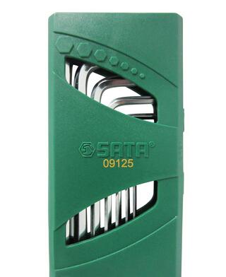 9040 12件全抛光两用快扳组套专业代理sata世达