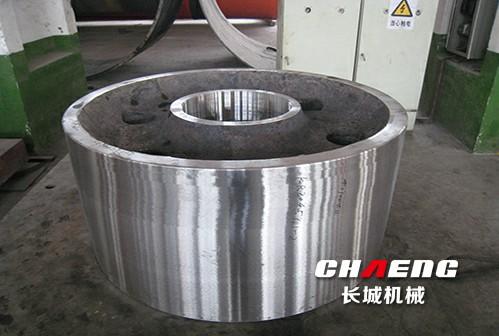 河南回转窑托轮知名配件厂家-长城机械质量有保证