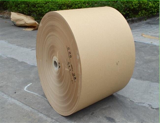 卷筒牛皮纸厂家 包装牛皮纸批发 再生牛皮纸