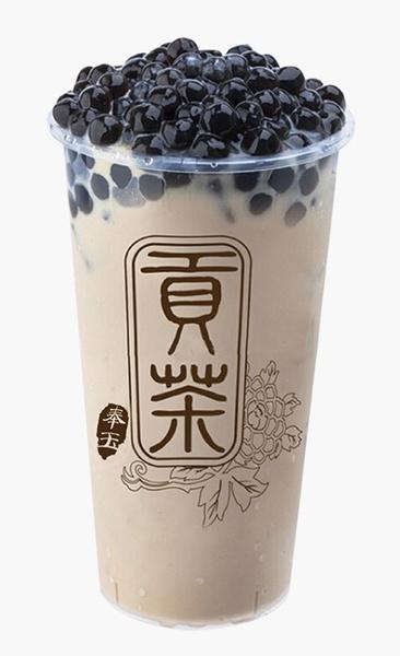 奉玉贡茶产品多 避暑乘凉朋友聚会的好选择