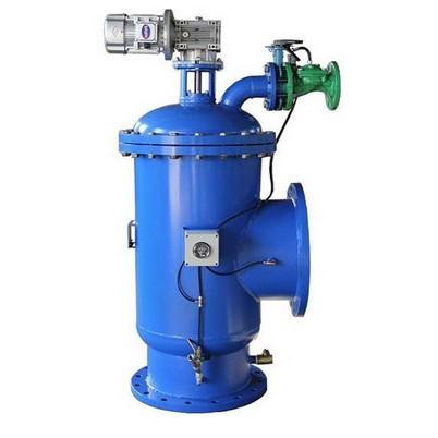 南京百汇净源厂家直销BHQS型自动排污过滤器