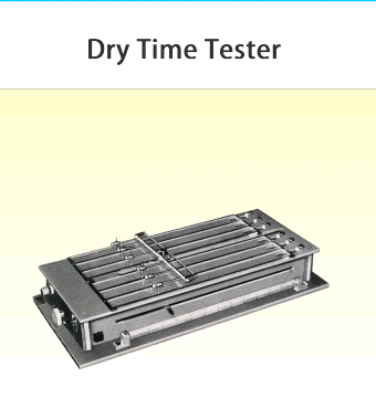 供应TAAIYUKIZAI太佑机材NO.404材料干燥时间测试机