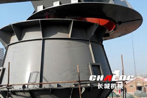 长城机械-选粉机高效节能处理量大