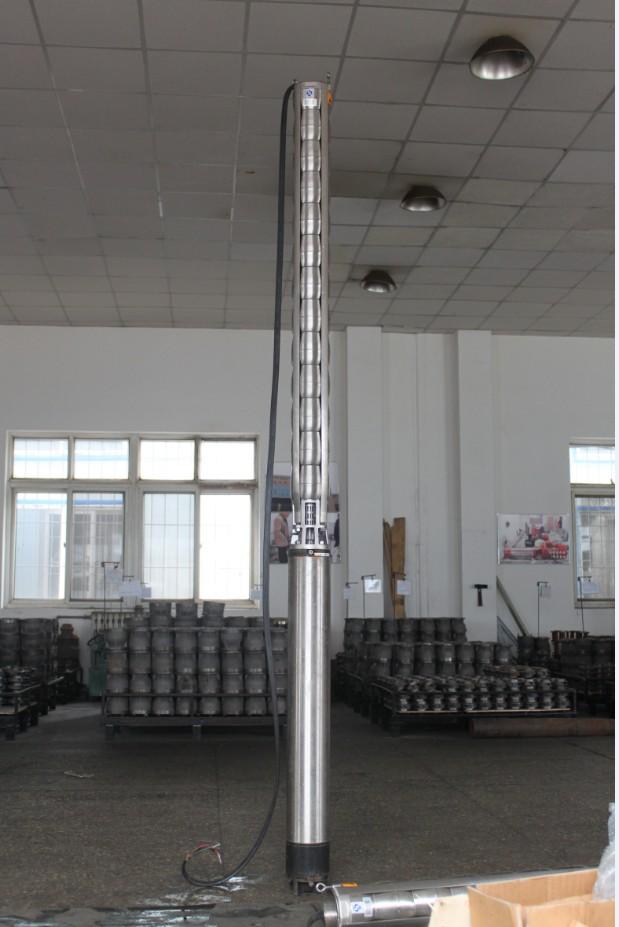 天津中蓝耐腐蚀316不锈钢深井潜水泵