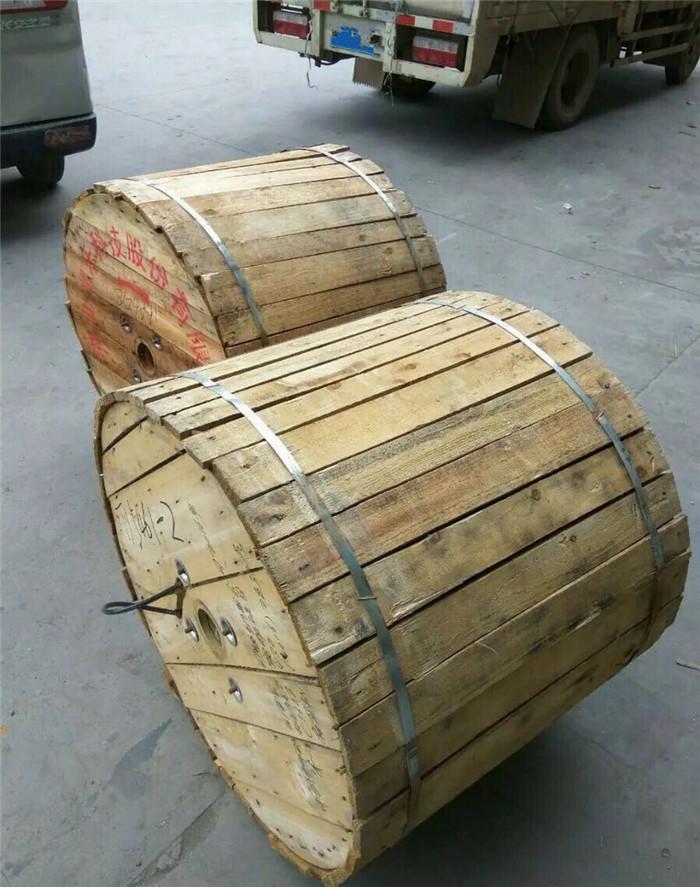 重庆黔江光缆回收商长期回收工程剩余光缆