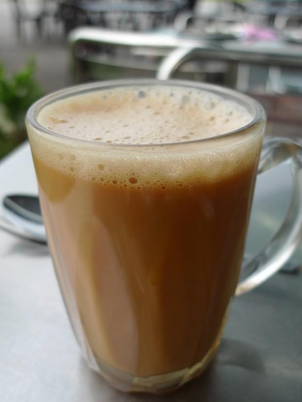 在市场上竞争优势明显的马马卡拉茶加盟