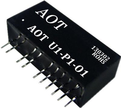 4-20MA转0-10V/0-5V隔离芯片