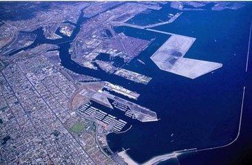 烟台海运整柜集装箱到美国洛杉矶