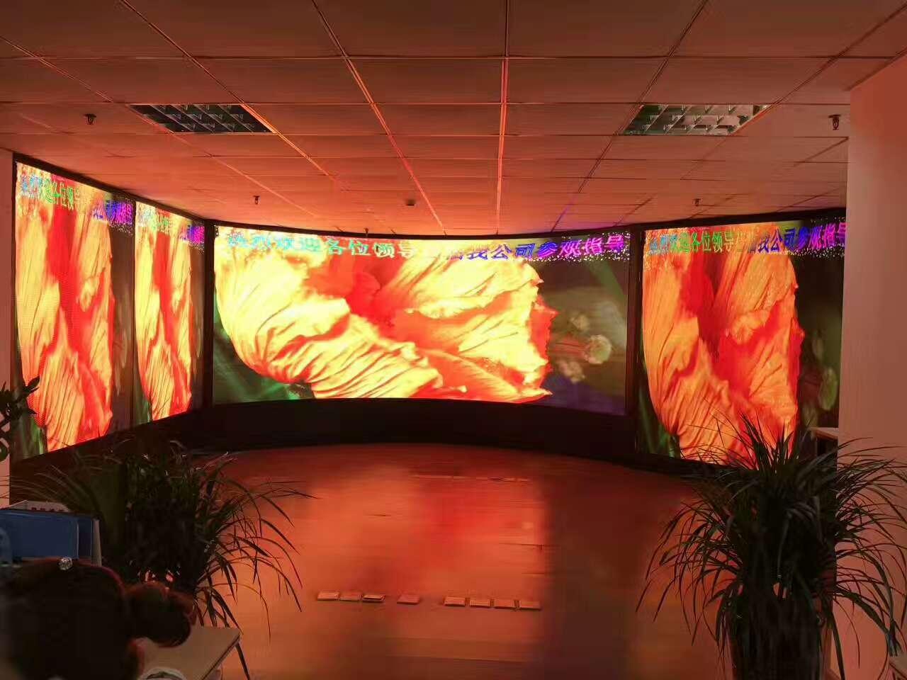 长治高科H5-ILED显示屏 从辉科技