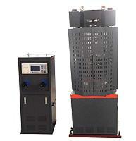无锡华锡WEW液压万能试验机钳口夹不住的处理方法