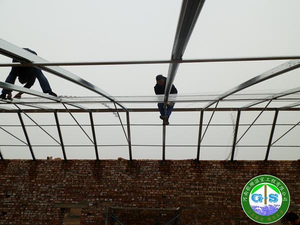 【歌珊温室】日光温室建造原则|节能日光棚选址|墙体温室|南阳日光温室建造