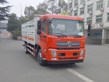 厂家直销东风天锦6米8气体气瓶运输车